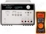 Agilent Power Supplies and Digital Multimeters