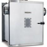 Kurt J Lesker Box Vacuum Chamber