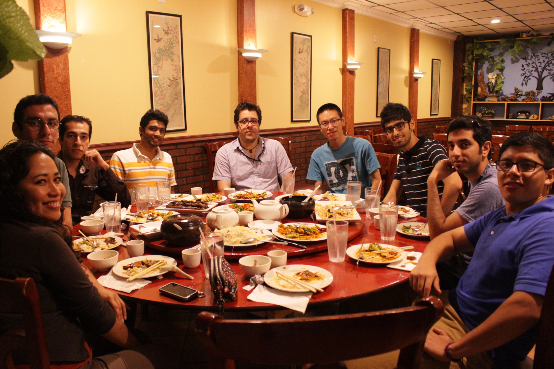 members-of-nx-lab-at-xiaobos-going-away-party